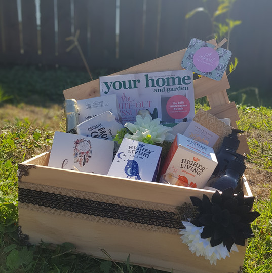 New Home Handover Hamper