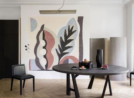 Növényi minták és vintage hangulat: bemutatkoznak az Élitis új tapétakollekciói