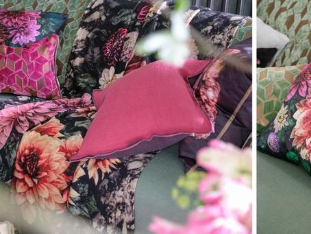 Gyönyörű párnák a legújabb Designers Guild kollekciókból
