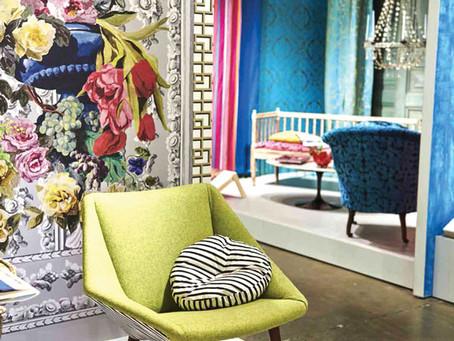 Designers Guild kiállítás nyílt a londoni Fashion and Textile Museum-ban