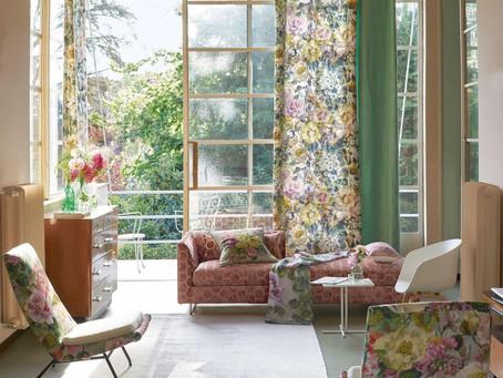 Bemutatkozik a Designers Guild új, 2020 tavasz-nyárikollekciója, a Grandiflore Rose
