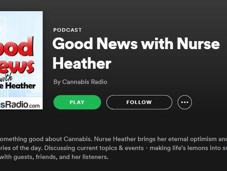 Lisa Hedin on CannabisRadio.com