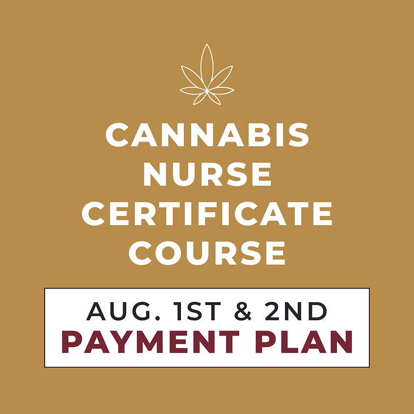 AUG. 1ST & 2ND | 2-Day Course | Payment Plan