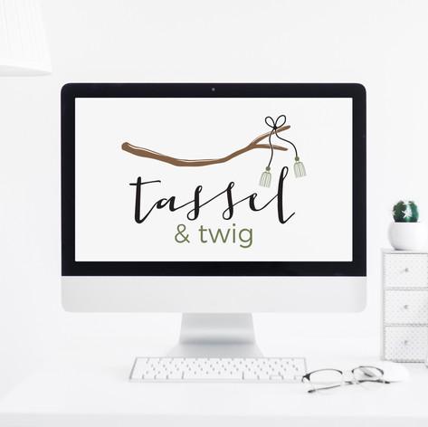 Tassel and Twig Logo