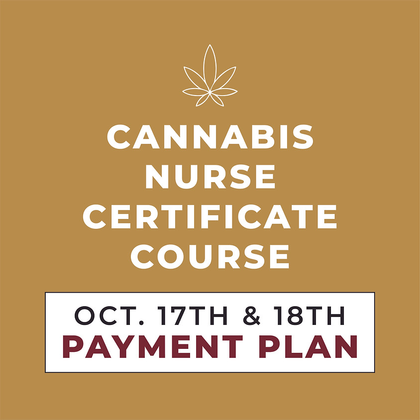 OCT. 17TH & 18TH   2-Day Course   Payment Plan