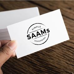 SAAMs Seasoning Logo