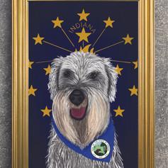 Henry: Indiana Governor's Dog