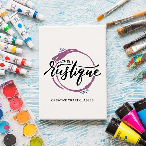 Rachel's Rustique Logo