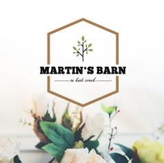 Martin's Barn Logo