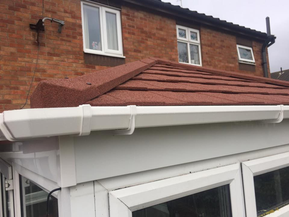 INSULATED TILED CONSERVATORY ROOF