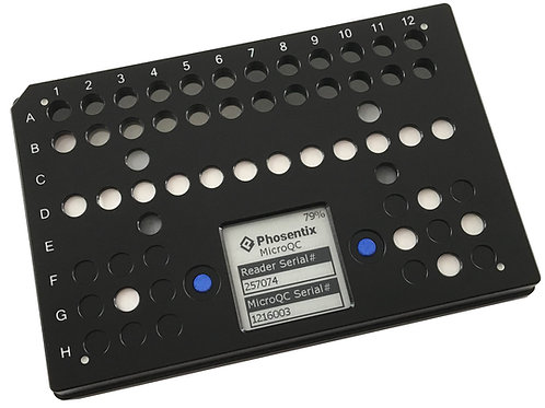 Phosentix MicroQC Plate - Build Your Own