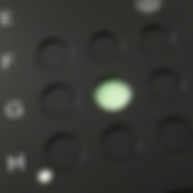 Luminescence Assay Simulation Well