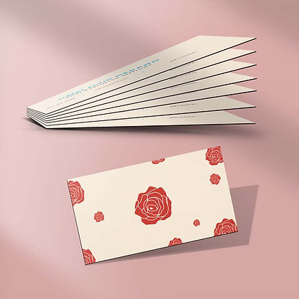 Ultra Thick Business Cards by Small Piece of Paper, Manila, Makati City, Taguig City, Ortigas, Pasig City