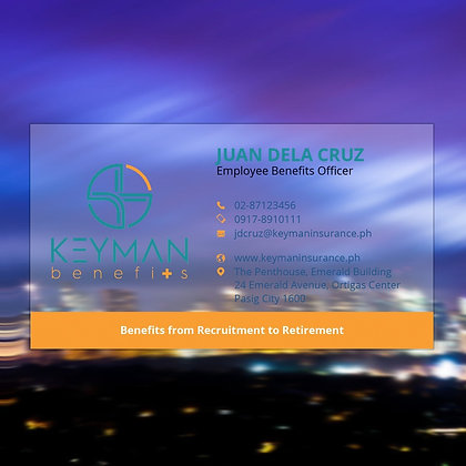 Transparent Business Cards by Small Piece of Paper, Manila, Makati City, Taguig City, Ortigas, Pasig City