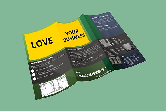 Brochures Philippines by Small Piece of Paper, Manila, Makati City, Taguig City, Ortigas, Pasig City