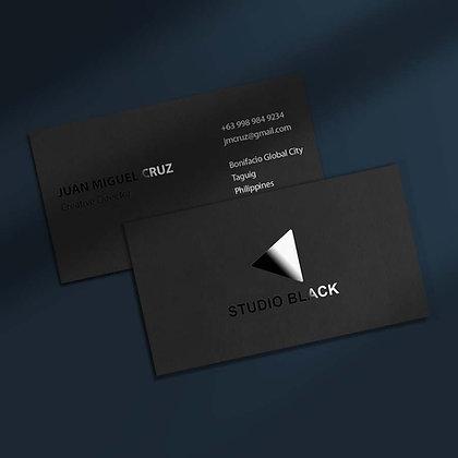Spot UV Business Cards by Small Piece of Paper, Manila, Makati City, Taguig City, Ortigas, Pasig City