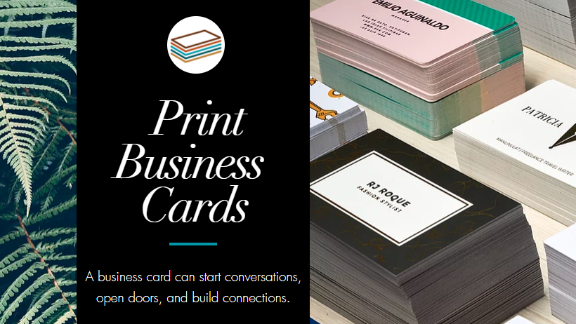 Business card philippines small piece of paper reheart Gallery