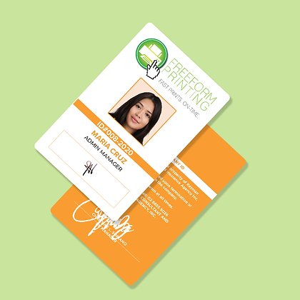 Layout Service for Company ID, Manila, Makati City, Taguig City, Ortigas, Pasig City