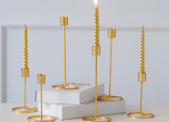 New Designer Candlestick Holder for Taper Candles for Wedding Event