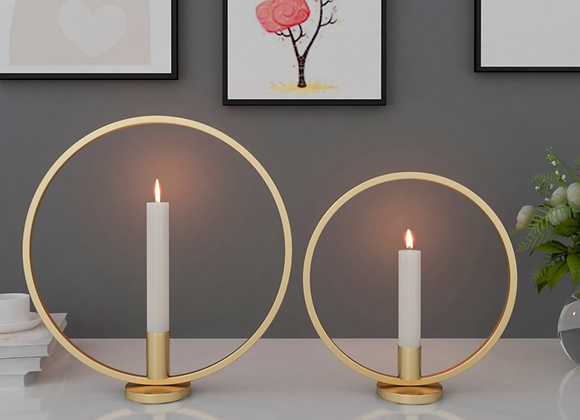 Candlestick Holder for Taper Candles for Wedding Event Candle