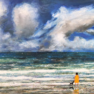 A Tranquil Sea (SOLD)
