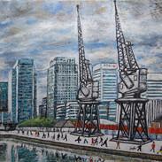 Giants of Canary Wharf