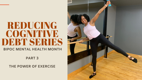 Reducing Cognitive Debt Series Part 3 - The Power of Exercise