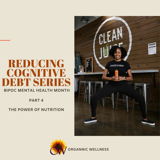 Reducing Cognitive Debt Series Part 4: The Power of Nutrition