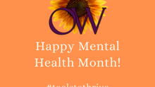 May is Mental Health Month