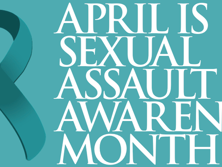 Sexual Assault Awareness Month: Stop Victim Blaming!