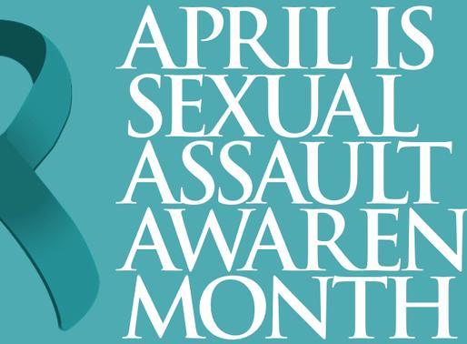 Sexual Assault Awareness Month: Stop Victim Blaming!