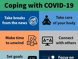 COVID-19 Wellness Tips