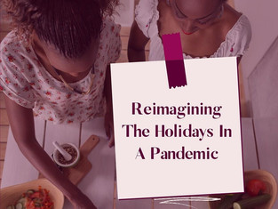 Therapy for Black Girls - Reimagining The Holidays In A Pandemic