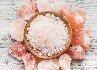 Himalayan Sea Salt...Just in Time for Spring!
