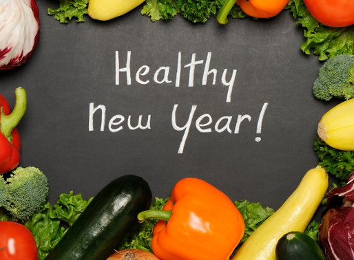 New Year, New Dietary Guidelines