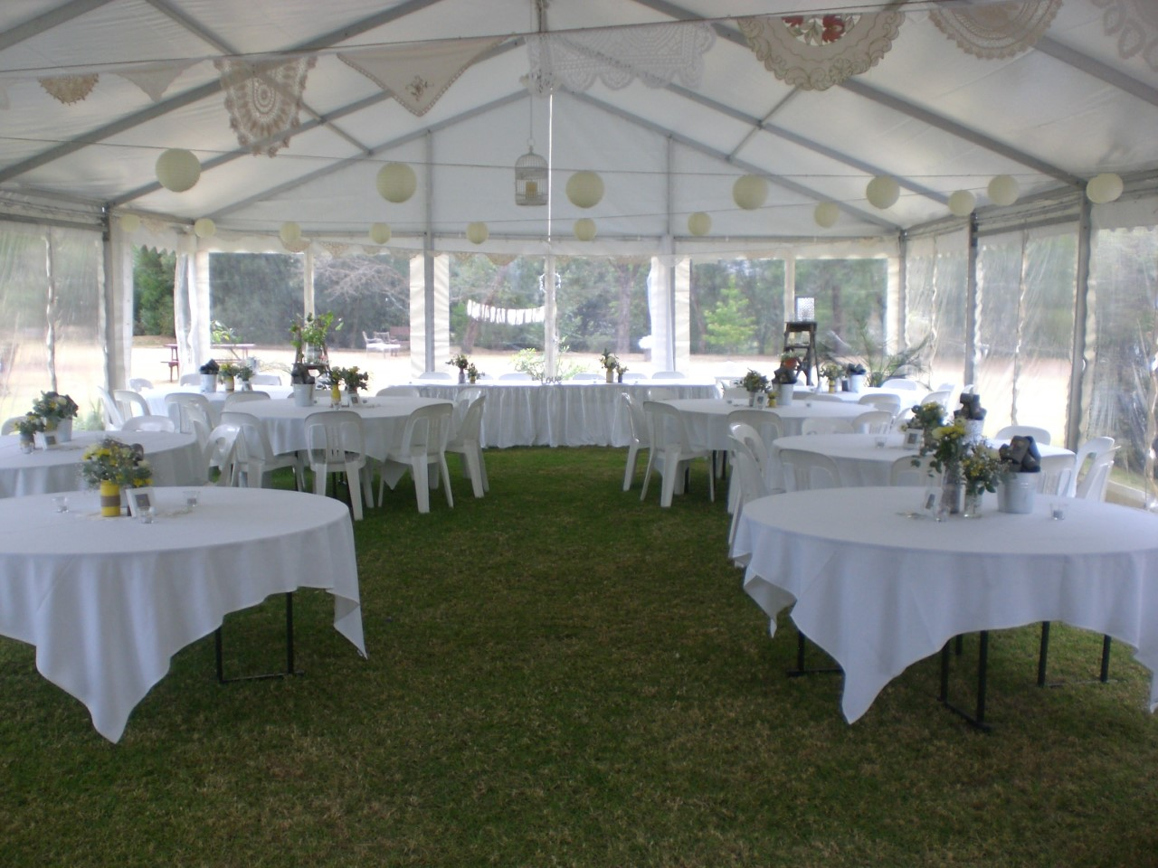 Wedding Marquee 9m x 12m