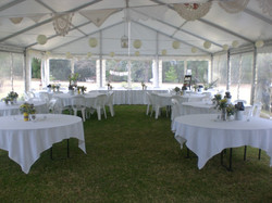 Wedding Marquee 9m x 12m