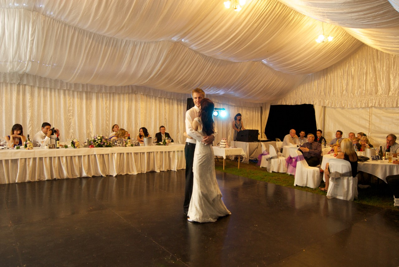 Wedding 6m x 6m Dance Floor
