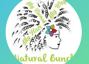 Cute & Curly: Natural Bunch Kids