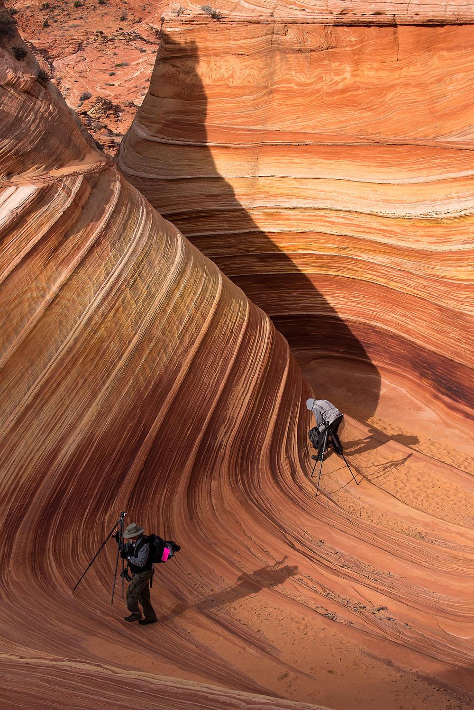 Photographers, The Wave, Arizona, Justin Hofman