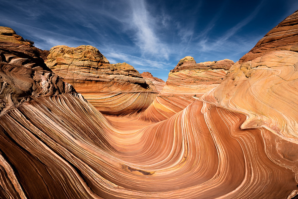 The Wave, Arizona, Justin Hofman