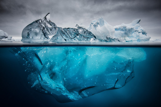 Buy this iceberg print