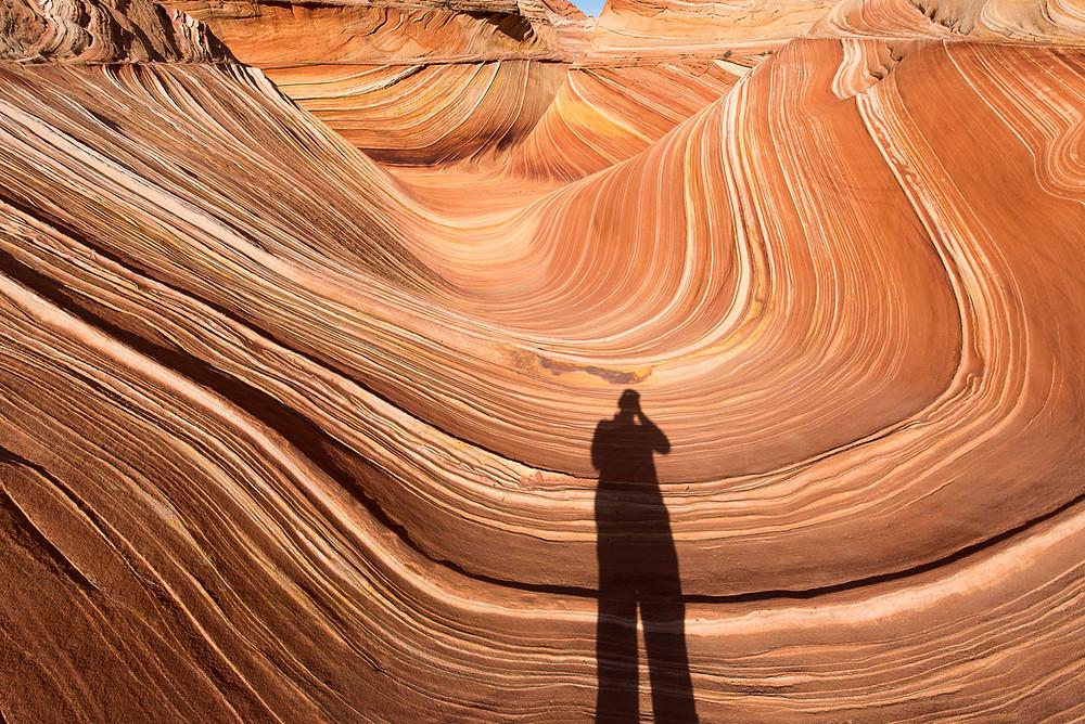 Justin Hofman, The Wave, Arizona