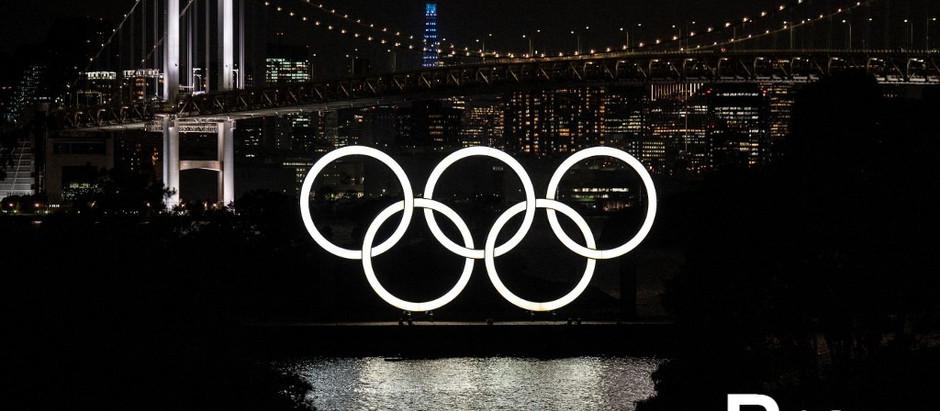 Olympics 2021 - marking an urgency for prayer