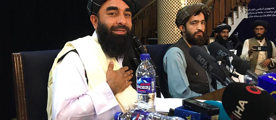 Taliban will be held accountable