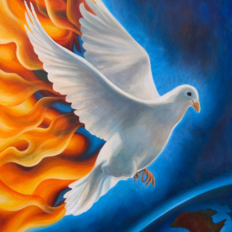 Welcoming the Holy Spirit means His gifts as well…all of them