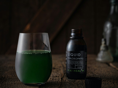 Why is everyone drinking Chlorophyll
