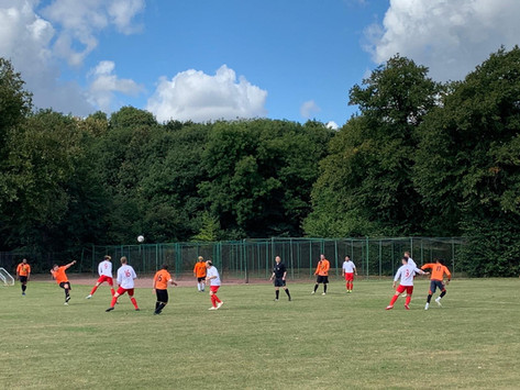 Match report | South West Athletic 1 Barnes 5
