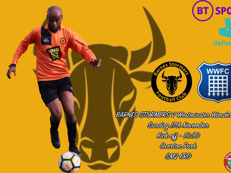 Match Preview | Westminster Wanderers