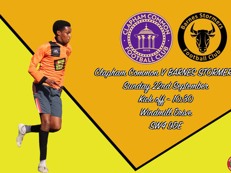 Match preview | Clapham Common